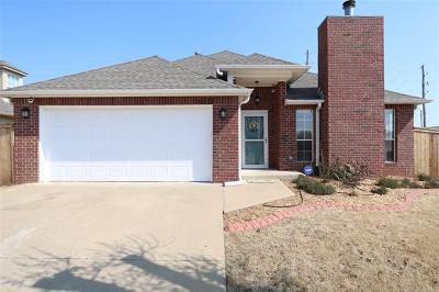 Bixby Single Family Home For Sale: 11537 S 105th East Avenue