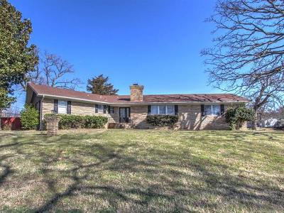 Sand Springs Single Family Home For Sale: 1200 N McKinley Avenue