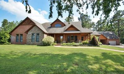 Tahlequah OK Single Family Home For Sale: $359,900