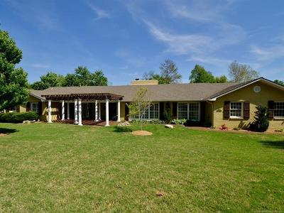 Tulsa Single Family Home For Sale: 3109 S Atlanta Avenue