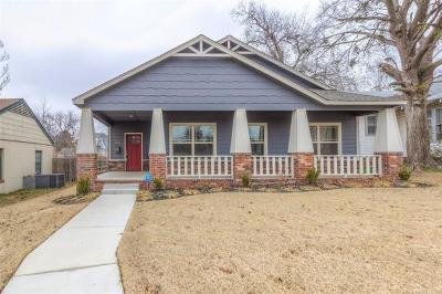 Sapulpa Single Family Home For Sale: 1421 E McKinley Avenue