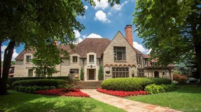 Tulsa Single Family Home For Sale: 2121 E 29th Street