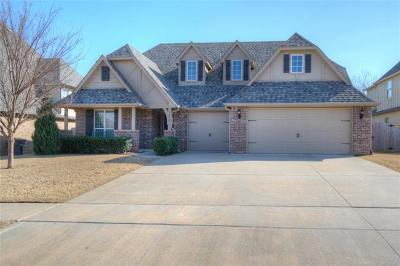 Jenks Single Family Home For Sale: 3710 W 113th Street S