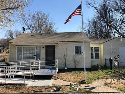 Sand Springs Single Family Home For Sale: 7744 W 14th Street
