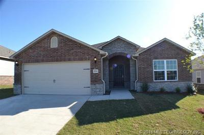 Bixby Single Family Home For Sale: 5954 E 146th Place S