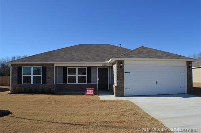 Owasso Single Family Home For Sale: 10704 N 100th East Avenue