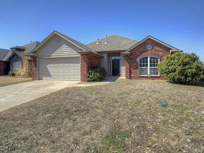Collinsville Single Family Home For Sale: 12168 N 107th East Place
