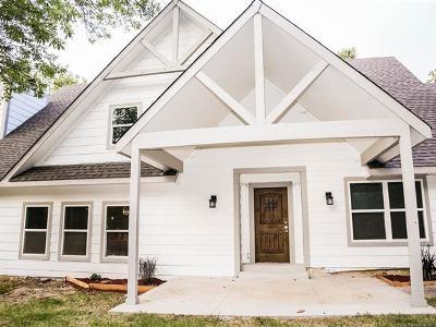 Bixby Single Family Home For Sale: 4635 E 131st Street S