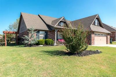 Owasso Single Family Home For Sale: 9709 E 110th Place N