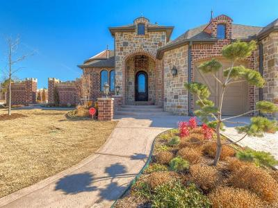 Broken Arrow OK Single Family Home For Sale: $565,000