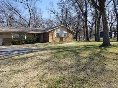 Tulsa Single Family Home For Sale: 8025 S 28th West Avenue
