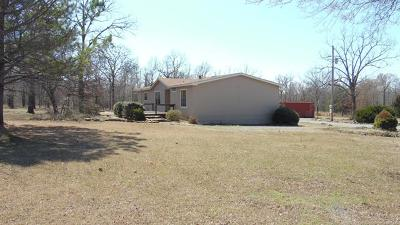 Park Hill OK Manufactured Home For Sale: $169,900