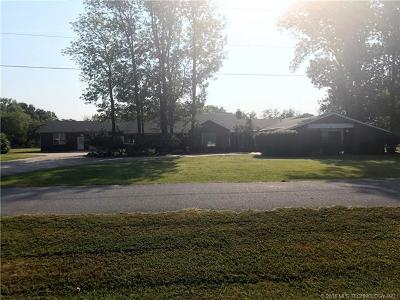Tulsa Single Family Home For Sale: 8935 S 28th West Avenue