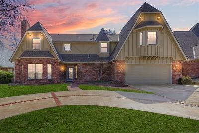 Tulsa Single Family Home For Sale: 6558 E 86th Street