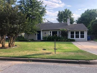 Tulsa OK Single Family Home For Sale: $225,000