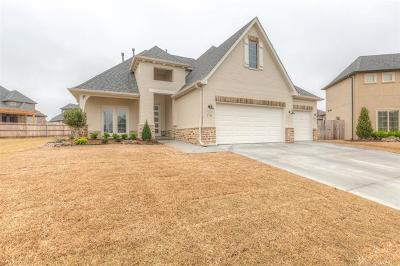 Jenks Single Family Home For Sale: 118 E 129th Place
