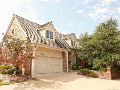 Tulsa Single Family Home For Sale: 5806 S Indianapolis Avenue