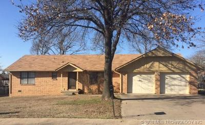 Tahlequah OK Single Family Home For Sale: $86,640