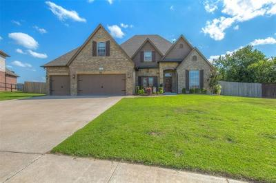 Bixby Single Family Home For Sale: 5702 E 145th Place