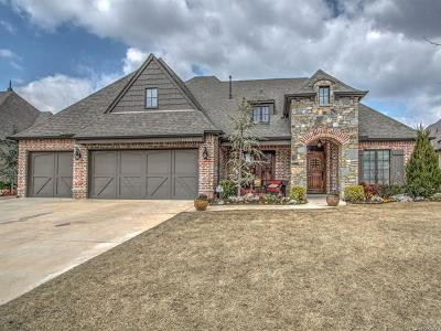 Bixby Single Family Home For Sale: 10431 E 123rd Place S