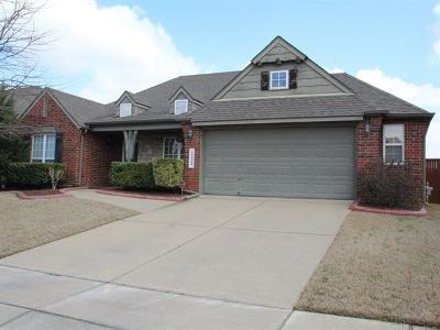 Jenks Single Family Home For Sale: 12009 S Sycamore Street