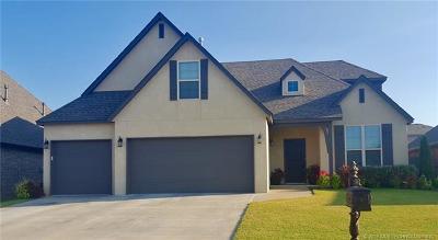 Tulsa Single Family Home For Sale: 18512 E 42nd Place
