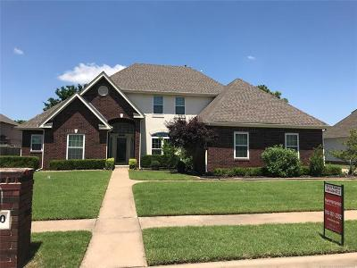 Broken Arrow Single Family Home For Sale: 1400 E Concord Street