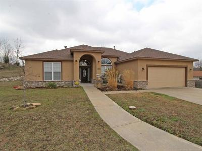 Sand Springs Single Family Home For Sale: 4818 Rustic Road