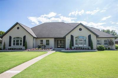 Broken Arrow OK Single Family Home For Sale: $725,000