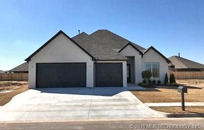 Bixby Single Family Home For Sale: 7428 E 124th Place S