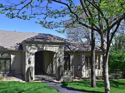 Tulsa Single Family Home For Sale: 4101 E 98th Street