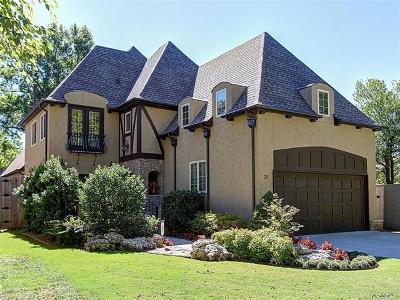 Tulsa Single Family Home For Sale: 20 E 26th Street