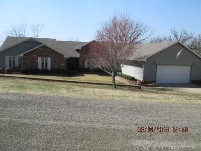 Fort Gibson Single Family Home For Sale: 305 Bayou Road