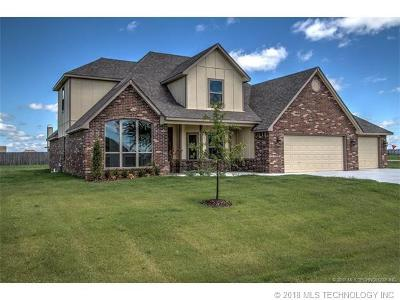 Skiatook Single Family Home For Sale: 4340 E 127th Street North