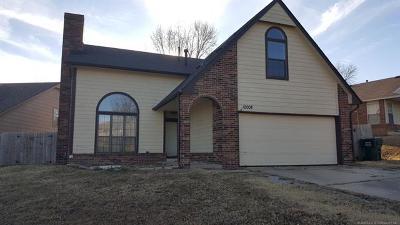 Owasso Single Family Home For Sale: 12008 E 90th Street