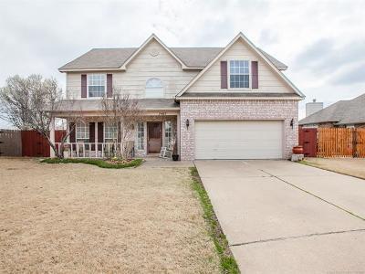 Tulsa Single Family Home For Sale: 7407 S 95th East Avenue