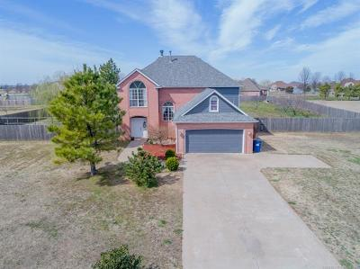 Collinsville Single Family Home For Sale: 11700 N 152nd East Avenue