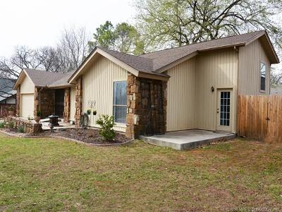 Tulsa OK Single Family Home For Sale: $199,900
