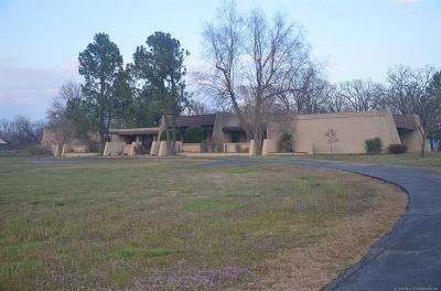 Catoosa Single Family Home For Sale: 29655 S 4090 Road
