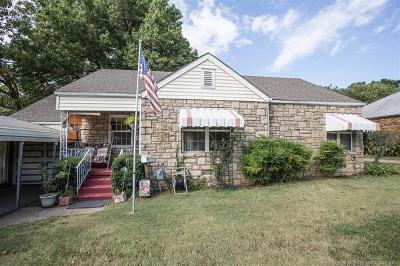 Tulsa Single Family Home For Sale: 3321 E Haskell Street