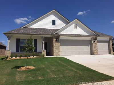 Jenks OK Single Family Home For Sale: $234,758