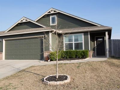Jenks Single Family Home For Sale: 3912 W 104th Court S