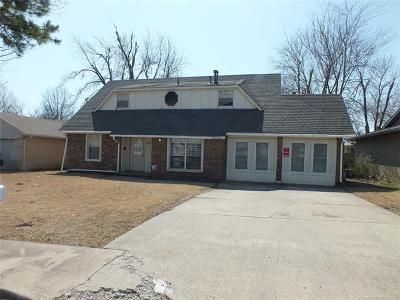 Broken Arrow Single Family Home For Sale: 103 W Ithica Place
