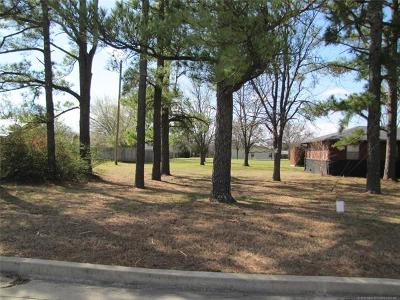 Ada OK Residential Lots & Land For Sale: $35,000
