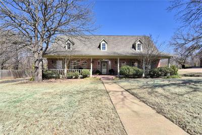 Sapulpa Single Family Home For Sale: 1809 E Lee Avenue