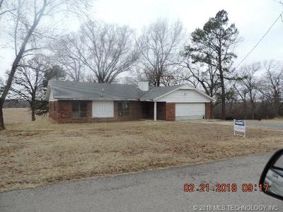 Claremore Single Family Home For Sale: 16724 E 390 Road