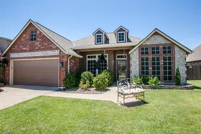 Owasso Single Family Home For Sale: 8830 N 143rd East Avenue