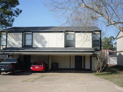 Tulsa OK Rental For Rent: $800