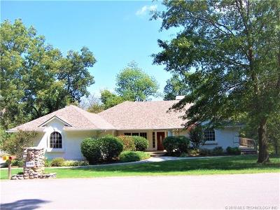 Claremore Single Family Home For Sale: 22815 Woodridge Drive