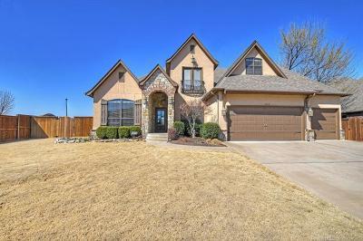 Broken Arrow OK Single Family Home For Sale: $344,900